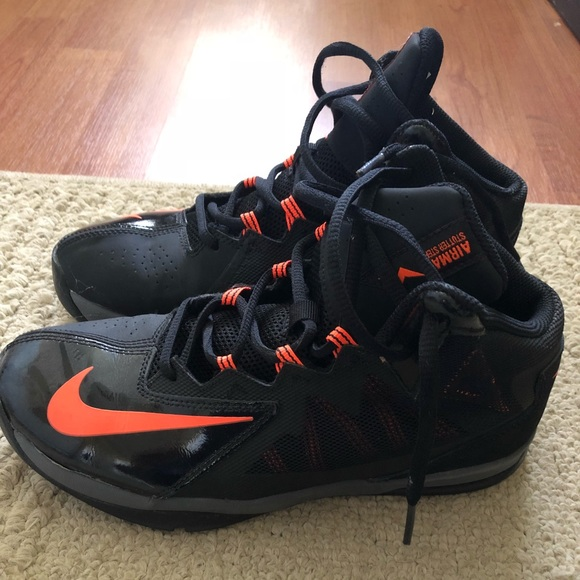 Nike 5 1/2 youth stutter step 2